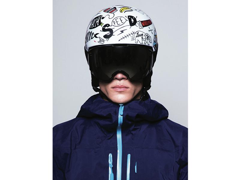 Skulls <strong>¡Love and ski